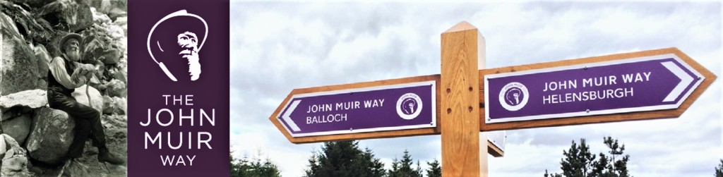 John Muir Way completion certificates issued in the Helensburgh Heroes Centre
