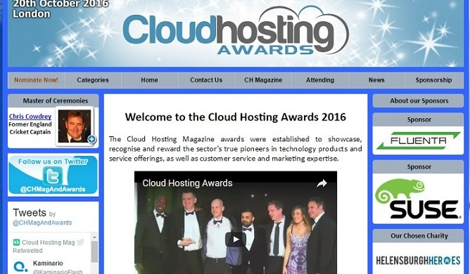 helensburgh heroes selected as charity partner for UK cloud hosting awards
