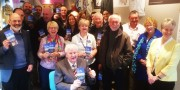 Launch of Clyde Sealochs Brochure Heroes Centre Helensburgh