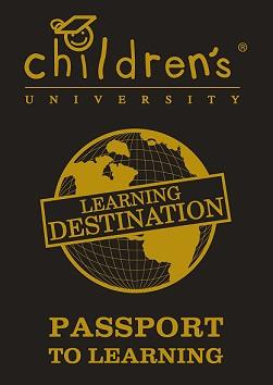 Helensburgh Heroes passport for learning Children's University Scotland